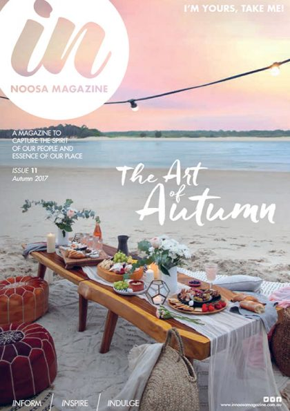IN Noosa Magazine autumn 2017