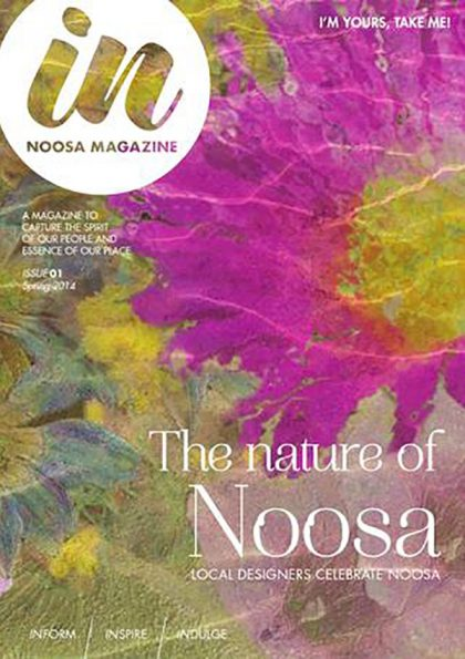 IN Noosa Magazine spring 2014