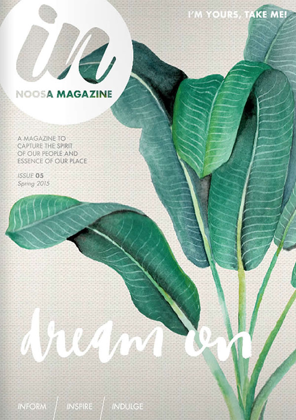 IN Noosa Magazine spring 2015