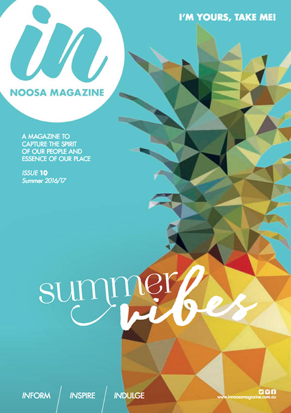 IN Noosa Magazine summer 2016