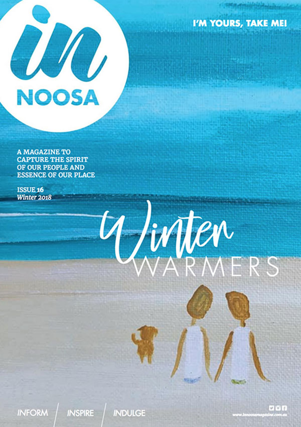 IN Noosa Magazine winter 2018