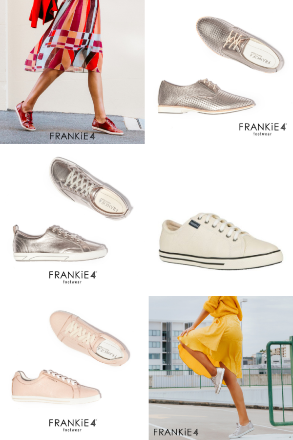 Kick Up Your Heels with Frankie4 Footwear