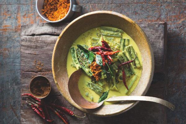 vegetarian dish by peter kuruvita