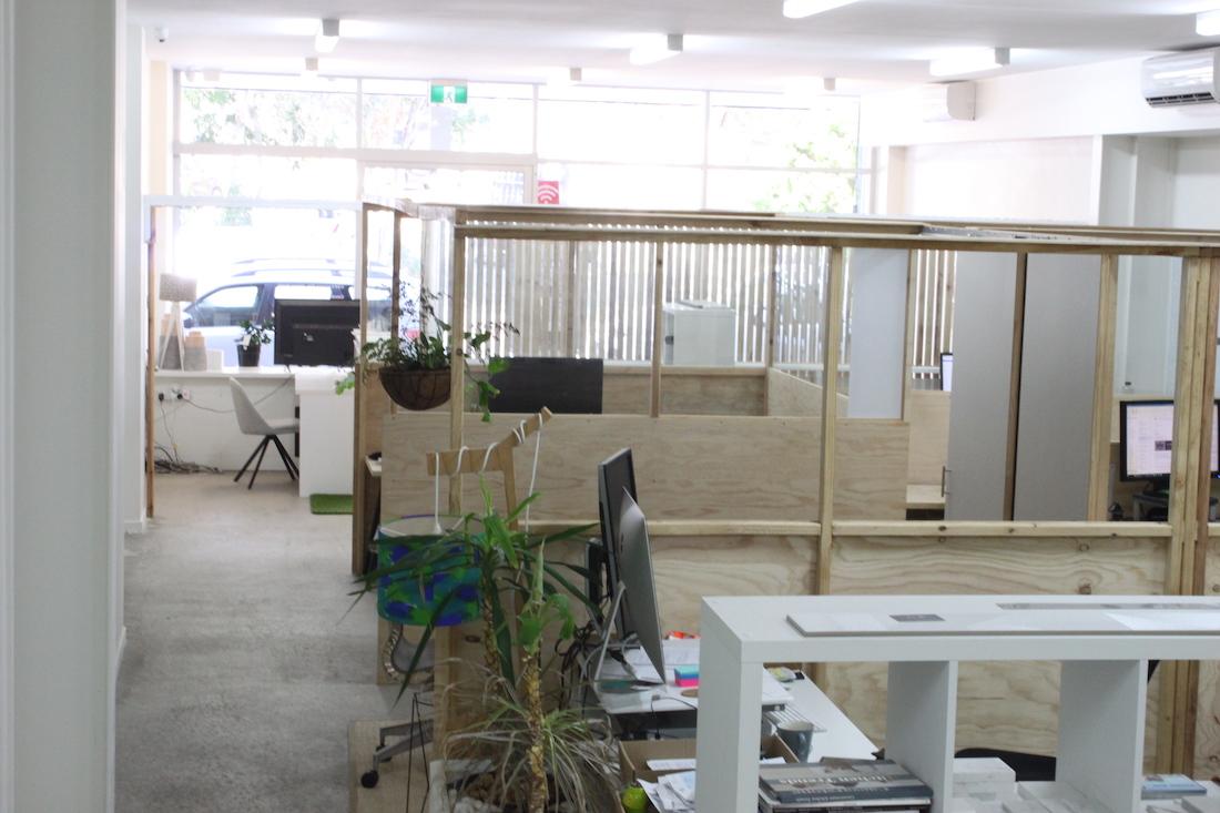 inside J2 coworking