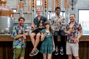 fortune distillery bartender comp participants 2019