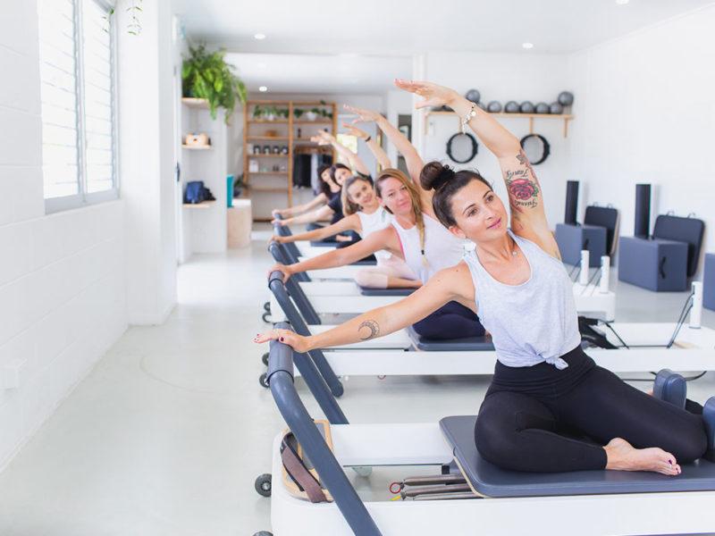 Noosa Flow Pilates review