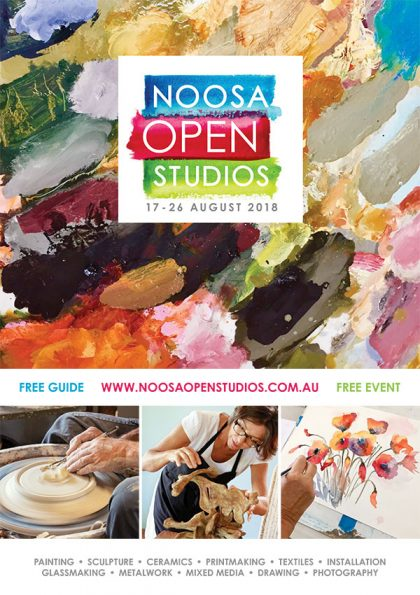 Noosa Open Studios Autumn 2018