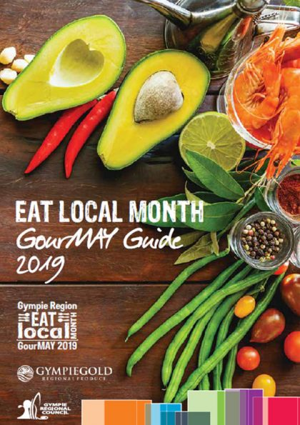 Gympie Gold Gourmay Guide 2019