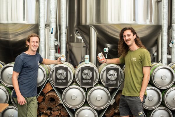 Craft Beer: Land & Sea Hit New Heights
