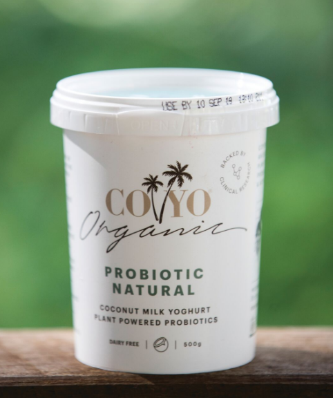 Going COYO For Coconut Yoghurt