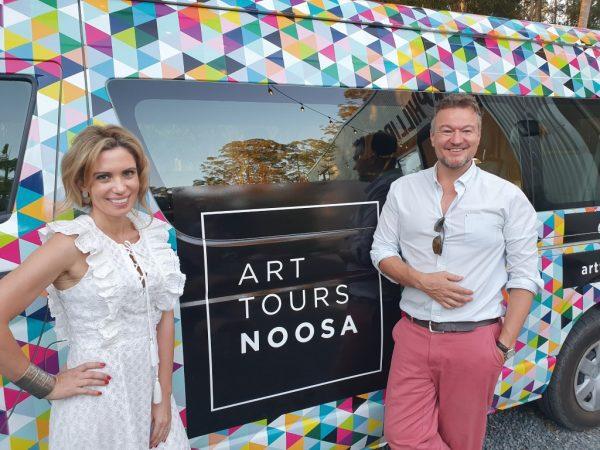 Art Tours Noosa Takes Off