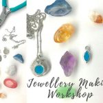 Jewellery Making Workshop – Create your own unique gemstone and necklace