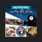 Phothentic and a Free Movie Under the Stars @ Noosa Springs