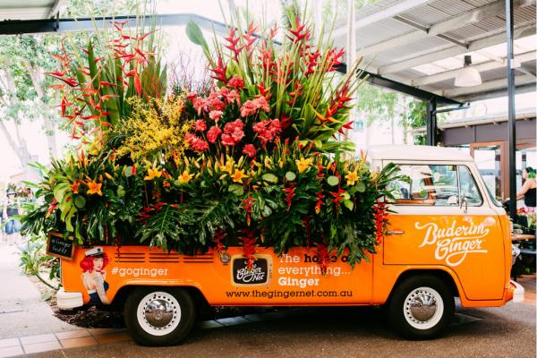 Ginger Factory Flower & Food Festival