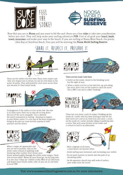 noosa world surfing reserve