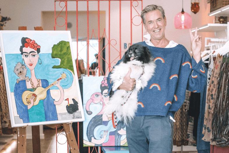 Pete Goodlet Artist