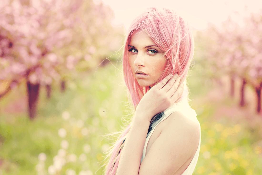 Colour Pop Spring Hair 2020