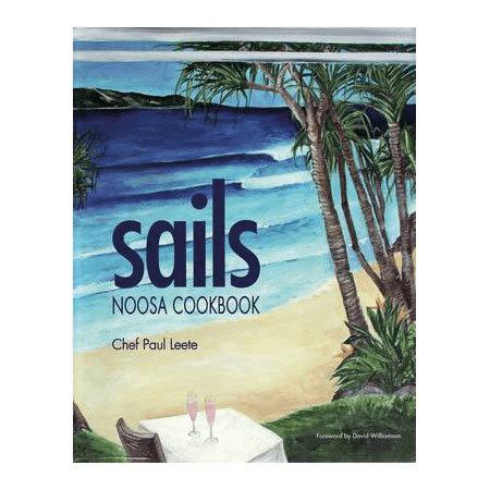 Win 1 of 5 Sails Noosa Cookbooks