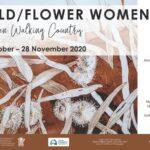 Wild/flower Women III: Women Walking Country
