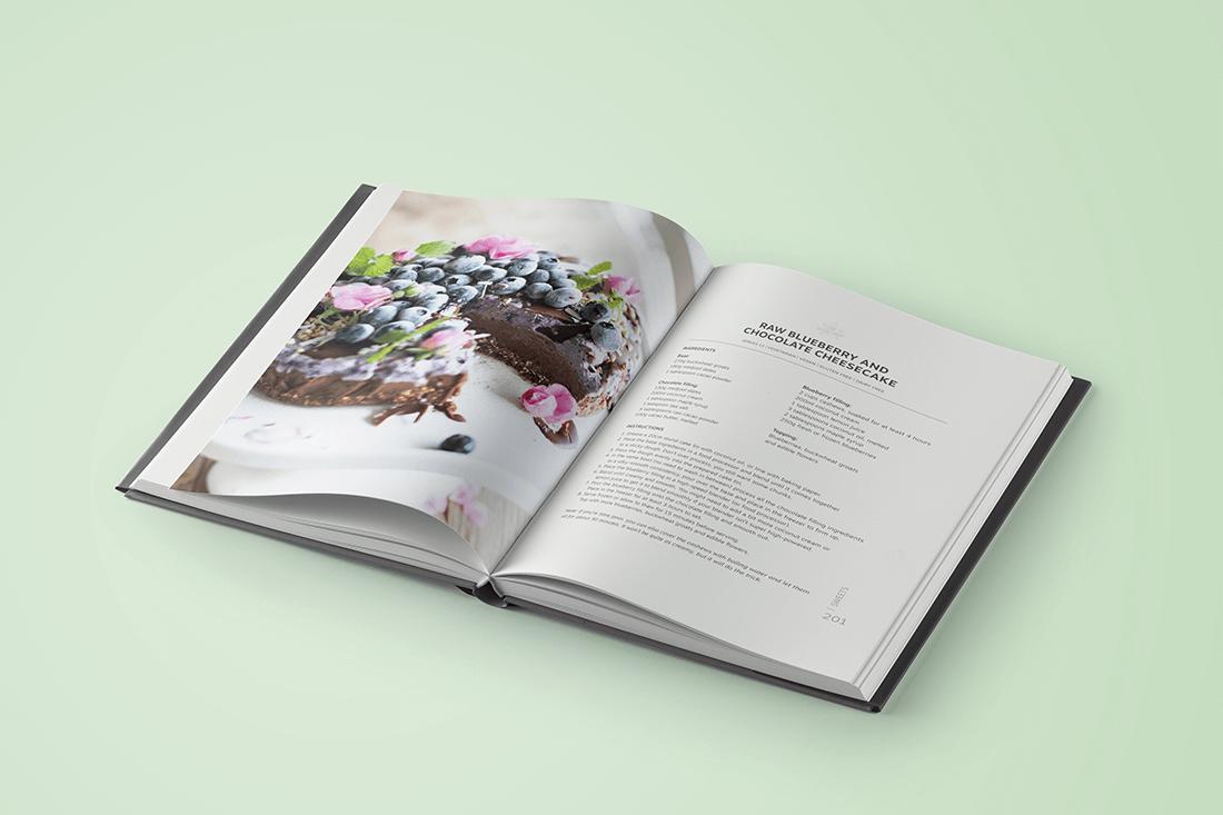 vanilla food cookbook