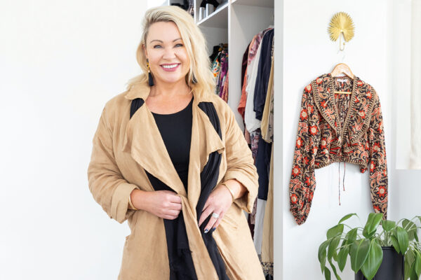 In the Closet: Carlie Wacker Style Counsel