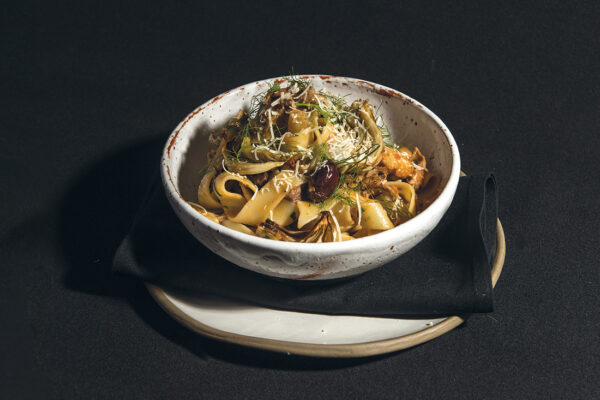 Recipe: Pappardelle with Tomato Braised Duck