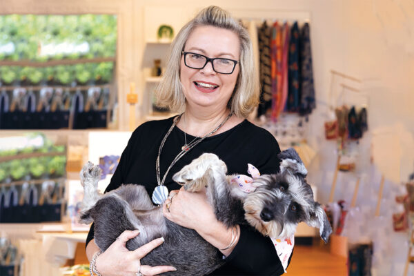 Pawsitively Lovely Ava - Noosa Pet Tales