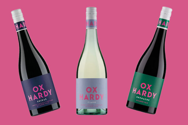 Drink Pink - Ox Hardy