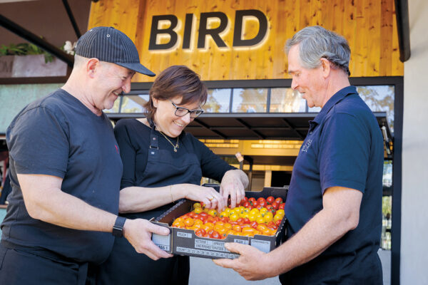 Bird in the Hand - Farmer and the Chef